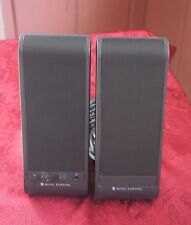 ALTEC LANSING POWERED AUDIO SYSTEM SPEAKERS: VS2220