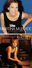 "MARTINA MCBRIDE Lot of 2 Country CDs ""Greatest Hits"" AND ""Evolution"" Ships Free!"