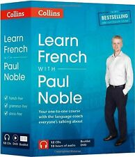 Learn French with Paul Noble - Complete Course: French made easy with you... NEW