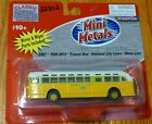 Classic Metal Works #32302 National City Lines GMC TD 3610 Transit Bus