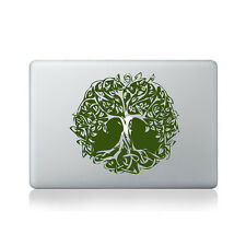 Tree Mandala Vinyl Sticker for Macbook (13/15) / Macbook Sticker / Laptop Sti...