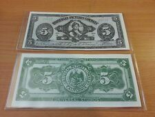 UNIVERSAL PICTURE 5 DOLLAR HOLLYWOOD MOVIE BILL! ~ GEM MINT ~ VERY RARE! ~