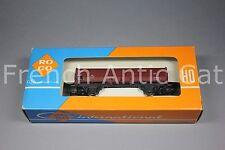 U433 Roco train Ho 4302 wagon tomberau ouvert DB  brun foncé 8 97 000