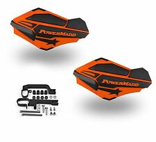 Powermadd Sentinel Handguards Guards Kit Orange Snowmobile Snow Ski Doo Summit