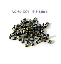 50pcs Fuel Injector Micro Basket Filter Fit for ASNU03C Injector repair kits