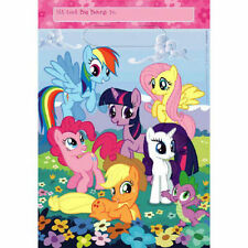 My Little Pony Firenship Party Supplies Lolly Treated Loot Bags Pack of 8