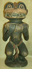 BAULE GBEKRE MBRA MONKEY Tribal Figure African Art Collectibles