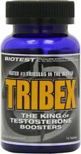 Biotest Tribex Tribulus Testoterone Booster - 74 capsules BUILD MUSCLE BURN FAT
