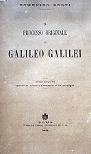 INQUISIZIONE PROCESSO GALILEO GALILEI