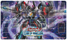 Yugioh - CLASH OF REBELLIONS - CORE - Sneak Peek Play Mat - New