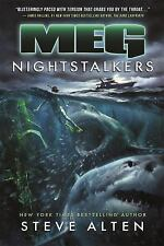 NEW - MEG: Nightstalkers by Alten, Steve