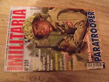 $$b Revue Armes Militaria N°329 Normandie Paratrooper  US Air Force Vietnam