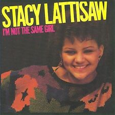 Stacy Lattisaw - I'm Not The Same Girl - New Factory Sealed CD