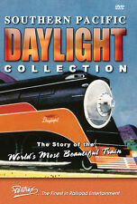 SOUTHERN PACIFIC DAYLIGHT COLLECTION PENTREX DVD VIDEO NEW