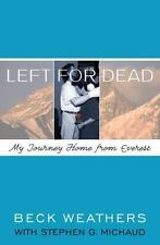 Left for Dead: My Journey Home from Everest-ExLibrary