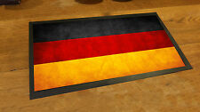 Germany Grunge Flag Euro's Bar runner Bar Mat Pubs & Clubs