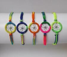 25  Dreamcatcher Friendship Bracelets. Hanmade in Peru.