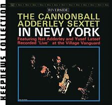 Sextet In New York by Cannonball Adderley