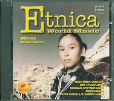 Etnica & World Music Vol. 12 - Peter Kater/Phippen/Ben Tavera King Cd Eccellente