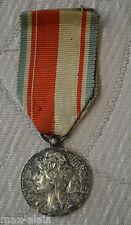 Médaille de la Fédération Musicale d' Alsace et de la Lorraine ** En argent **