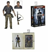 "NECA UNCHARTERED 4 - ULTIMATE NATHAN DRAKE 7"" ACTION FIGURE"