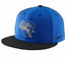 Nike QT S+ Lebron Flight Commander Snapback Hat Royal Blue/ Black 708245 480 $35