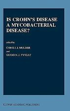 Is Crohn's Disease a Mycobacterial Disease? (Developments in Gastroent-ExLibrary