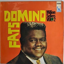 "MILLION SELLERS VOL.2 - FATS DOMINO  12""  LP  (R309)"