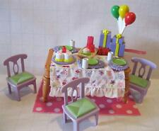 Loving Family Sweet Sounds Birthday Pizza Party Deluxe Dining Kitchen Table lot