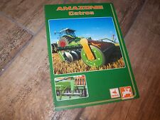 Catalogue / Brochure AMAZONE Catros 2004 //