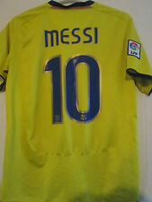 Barcelona 2008-2010 Messi Away Football Shirt Adult Size Medium /39517
