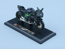 Collect 1:18 Kawasaki H2R Motorcycle Diecast Model Maisto Model Toy W/Base