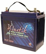Kinetik KHC3800 Power Cell Car Audio Battery System, High Current, 3800w HC3800
