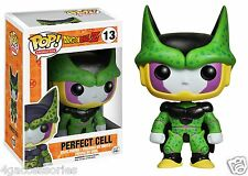 "Funko Pop Vinyl Animation Dragonball Z Final Form Cell Action Figure 13"" UK"