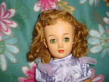 "Vtg-20""-1950's Ideal Miss Revlon Dark Blonde Hair VT 20 Twist & Turn Waist Doll"