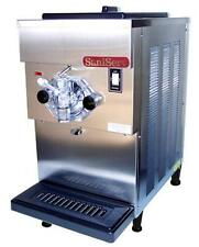 SANISERV 20 QT SOFT SERVE ICE CREAM YOGURT MACHINE 1 FLAVOR - 408