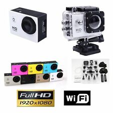 Pro Cam Sport FULL HD 1080p Action Camera Go 12MP Video Videocamera SUBACQUEA 30