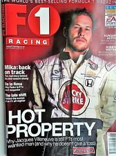F1 racing magazine sep 2000  features lots to read about etc free p&p to uk