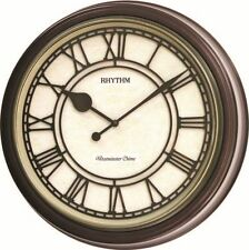 RHYTHM Global Timepiece WSM Canterbury Wall Clock - CMH740NR06