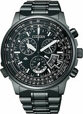 Citizen Promaster Sky BY0084-56E Eco-Drive Solar Atomic Perfex Multi from Japan