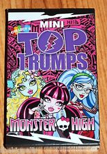 Top Trumps Monster High Nuevo Sellado