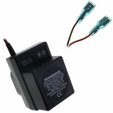 500mA / 0.5A Automatic Smart Charger for 2V SLA Sealed Lead-Acid Batteries