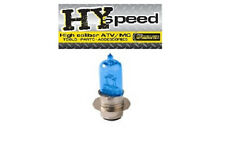 HYspeed Super White Bulb Blue H6M 35/35W 60 Watt Head Light Front Upgrade NEW