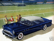1954 Buick Special Coupe, Refrigerator Magnet,40 MIL