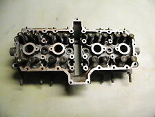 93 Yamaha GTS 1000 GTS1000 engine cylinder head and valves