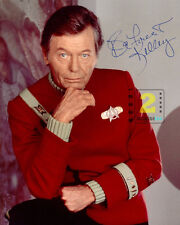 "DeForest Kelley Signed 8""x10"" Great Color PHOTO. REPRINT. LOOK!!!"