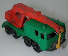 Matchbox Lesney No. 30 8 Wheel Crane oc13456
