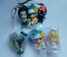 Shugo Chara Key cell chains figure Daichi Musashi El (Only x1)