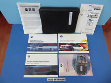 2001 BMW E46 325 330 Ci Coupe 325Ci 330Ci Owners Manuals Books Pouch Set 101016