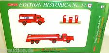 Edition Historica No 17 Wandt ESSO WIKING PMS 170861 H0 1:87 OVP LF1 å